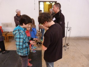 Tag der Pfarrei, Herz Jesu, Oberhausesn am Altmarkt, 25.4.2014
